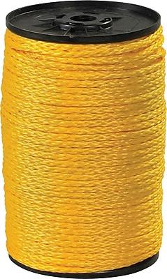 BOX 1000 lbs. Hollow Braid Polypropylene Rope, 1000'