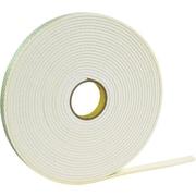 "3M™ 1"" x 72 yds. Double Coated Polyethylene Foam Tape 4462, Black"