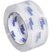 "Tape Logic™ Hot Melt Tape, 110 yds Length x 2"" Width, Crystal Clear (Case of 36)"