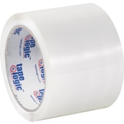 "Tape Logic™ 3"" x 55 yds. White Carton Sealing Tape, 24/Case"