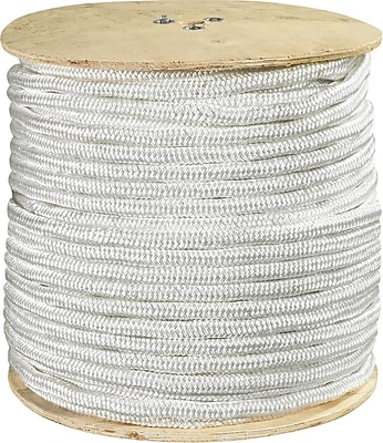 BOX 25000 lbs. Double Braided Nylon Rope, 600'