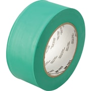 "3M™ 3903 Duct Tape, 2"" x 50 yds., Green, 3/Case"