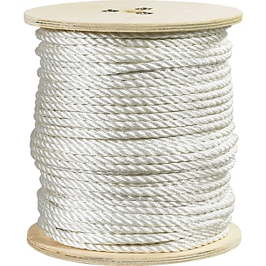 BOX 1320 lbs. Twisted Polyester Rope, 600'