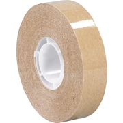 "3M™ 987 Adhesive Transfer Tape, 1/2"" x 36 yds., Clear, 72/Case"