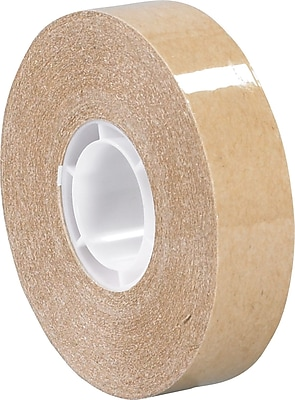 """""""""""3M 987 Adhesive Transfer Tape, 3/4"""""""""""""""" x 36 yds., Clear, 48/Case"""""""""""" 191654"""