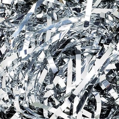 PreciousMetal™ 10 lbs. Metallic Shreds, Silver, 10 Lbs/Case