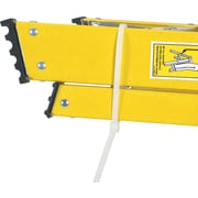 """BOX 250 lbs. Heavy-Duty Cable Tie, 21""""(L), Natural"""
