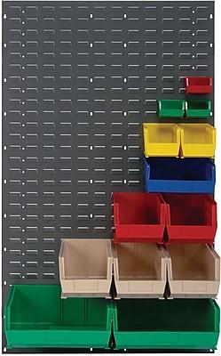 BOX Wall Mounted Panel Rack, 36
