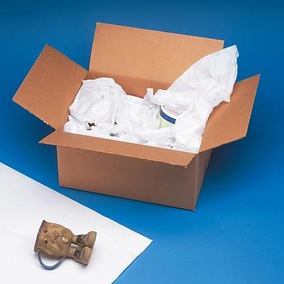 "BOX 15"" x 20"" Heavy Tissue Paper, Ecru, 4600 Sheets"
