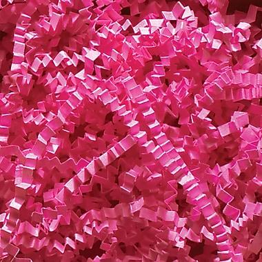 BOX 10 lbs. Crinkle Paper, Pink