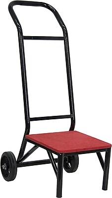 Flash Furniture FD-STK-DOLLY-GG Chair Dolly, Black/Red