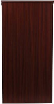 Flash Furniture Floor Lectern, Mahogany (MTM8830LECTMAH)