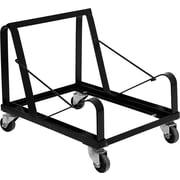 Flash Furniture – Chariot pour chaises HON xUMC168DOLLY, noir