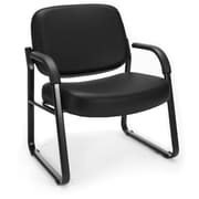 OFM Steel Guest/Reception Chair with Arms (407-VAM)