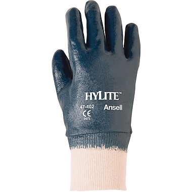 Ansell HyLite® 47-402 Nitrile Gloves, Size Group 8