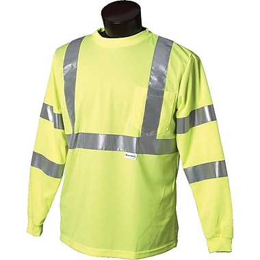 Jackson Safety 20683 Class 3 T-Shirt, Large