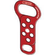 North® 666 Lockout Hasp, Red
