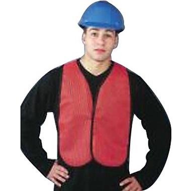 North Safety® TV50 Hi-Viz Economical Mesh Traffic Vest, XL