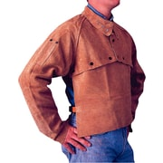 Anchor Brand® Golden Brown Leather Cape Sleeve, Medium