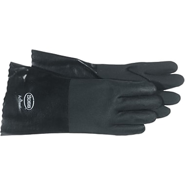 Boss® HIGH n' Dry™ 1SP0712 Gauntlet PVC Coated Gloves, Large