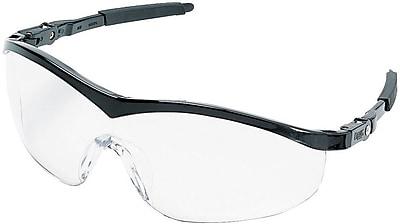 MCR Safety® Storm® ST110 ANSI Z87 Protective Eyewear, Clear/Black