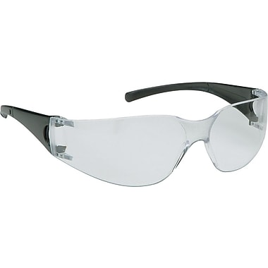 Jackson Safety® 3004882 ANSI Z87.1 Safety Glasses, Smoke/Black