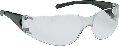 Jackson Safety® 3004882 ANSI Z87.1 Safety Glasses, Smoke/Black