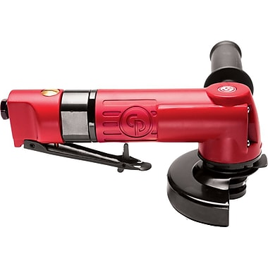 Chicago Pneumatic CP9121CR Angle Grinder, 0.8 hp, 12000 RPM