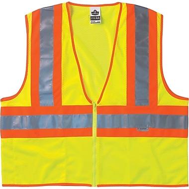 Ergodyne® GloWear® 8230Z Two-Tone Vests