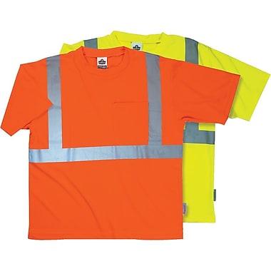 Ergodyne® GloWear® 8289 Class 2 Economy T-Shirts