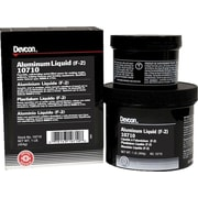 Devcon Aluminum Liquid Pourable Glue 16 oz.