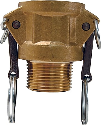 Dixon™ Valve G200 Forged Brass Type B Global Coupler, 2