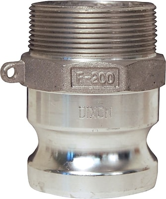 Dixon™ Valve G75 Aluminum Type F Global Adapter, 3/4