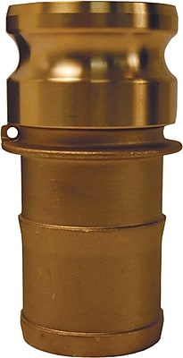 Dixon™ Valve G300 Forged Brass Type E Globa Adapter, 3