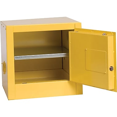 Eagle Mfg 1901 Flammable Storage Safety Cabinet, 2 gal