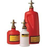 Justrite® 14010 Nonmetalic Dispensing Can, 1 qt