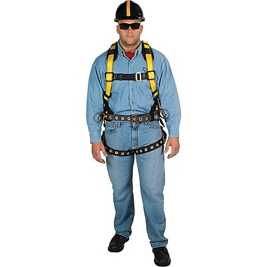 MSA Workman® Polyester Construction Harness, Standard