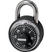 Master Lock® 1500 Combination Padlock, Black