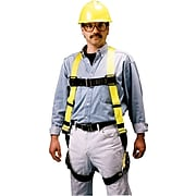 Honeywell Miller® Polyester Full Body Non Stretch Harness, One Size