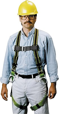 Honeywell Miller DuraFlex Stretchable Polyester Harness, Universal 198041
