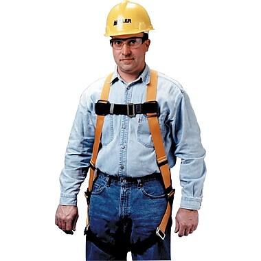Honeywell Miller® Titan™ Non Stretch Polyester Harness, Universal