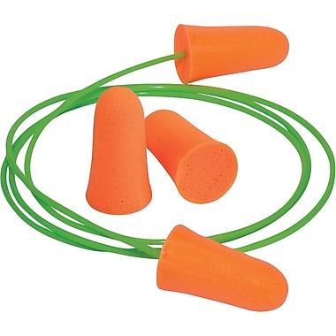 Moldex® Mellows® Corded NRR 30 db Foam Ear Plug, Orange