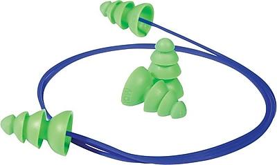 Moldex® Comets® Uncorded NRR 25 db Ear Plug, Green