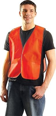 OccuNomix LUX-XNTM Value Mesh Economy Vest, Regular
