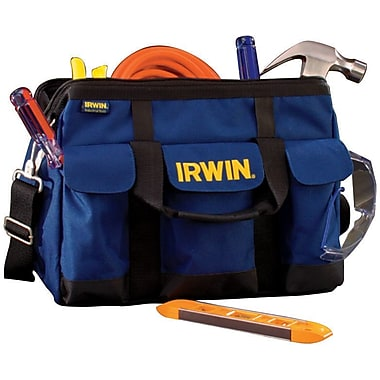 Irwin® Pro Soft Side Tool Organizer, 24 Compartments, 9 1/2
