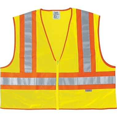 River City Luminator™ WCCL2L Class II Safety Vest, Large
