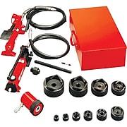 GB® Slug-Out™ KOH540A Hydraulic Knockout Set For Hand or Foot-Powered Hydraulic Pump