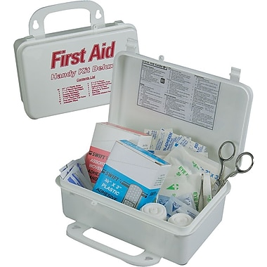 North 714-34650H Truck Handy Deluxe First Aid Kit