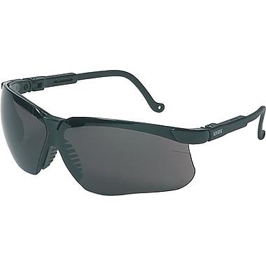 Uvex™ Genesis® S3212X ANSI Z87 Eyewear, Dark Gray/Black