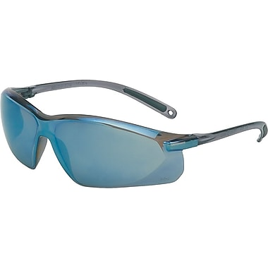 Sperian® A700 ANSI Z87 Eyewear, Blue Mirror/Gray